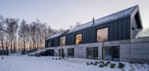 Dom w górach pracowni Kropka Studio