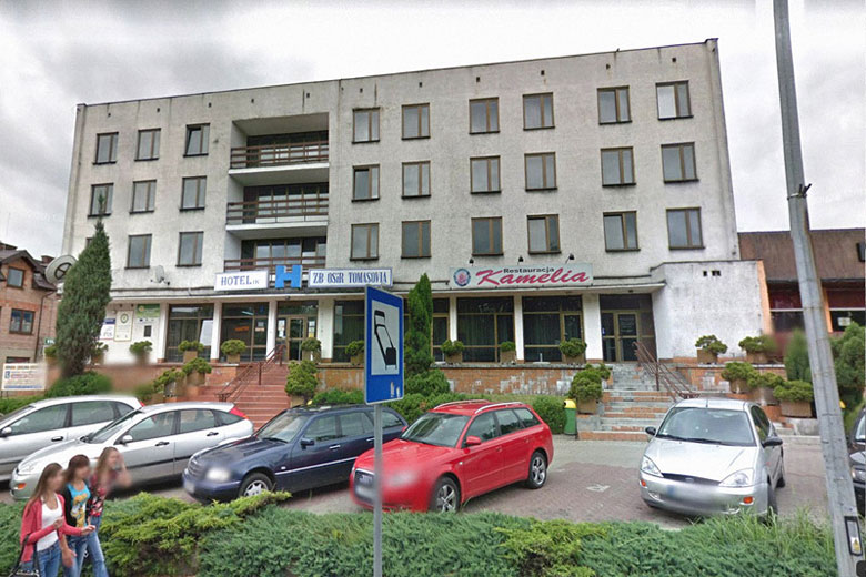 Hotel Laureat, Tomaszów Lubelski