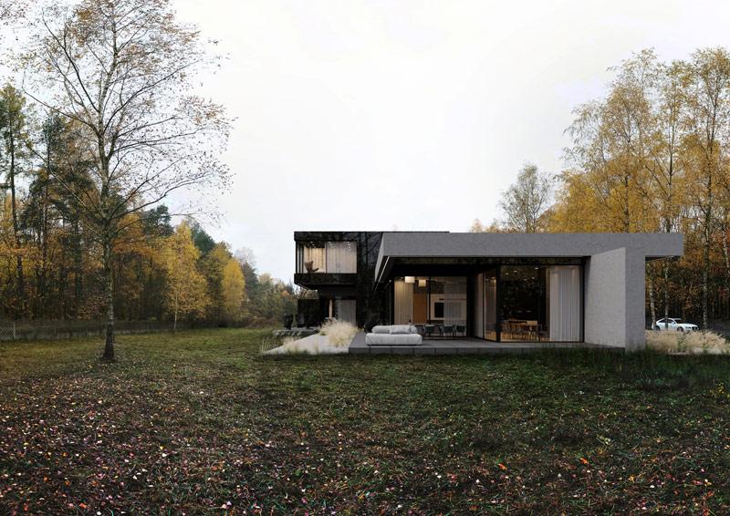 RE: STARK HOUSE. ProjektReform Architekt | Marcin Tomaszewski