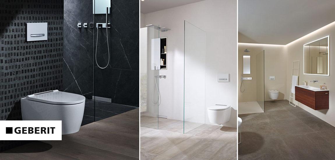 Architekt poleca: czystość bez kompromisów - funkcjonalne rozwiązania z serii Geberit ONE