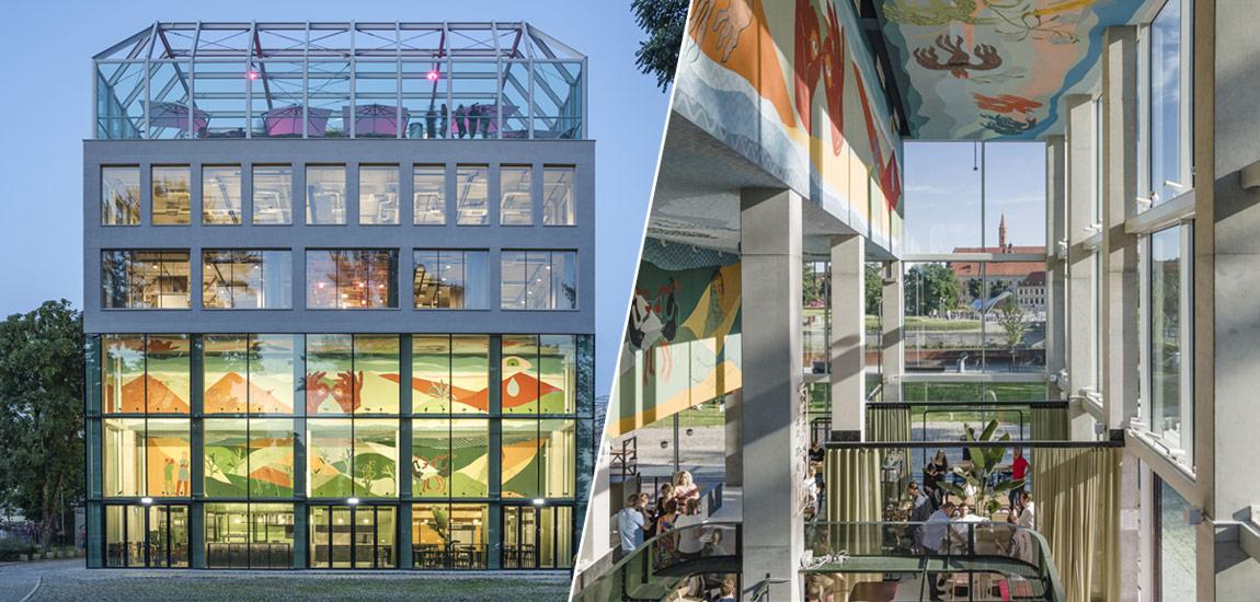Najlepszy biurowiec świata jest w Polsce! Prestiżowa nagroda Concordia Design we Wrocławiu