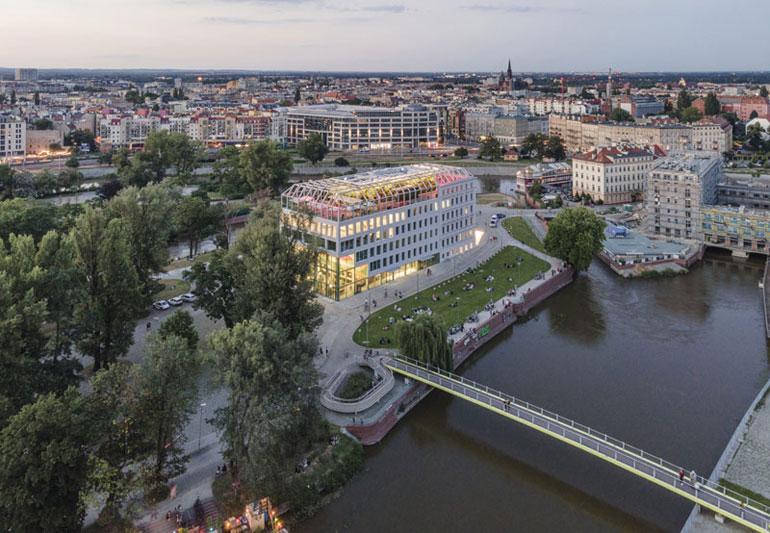 Concordia Design, Wrocław. Zdjęcie: Juliusz Sokołowski