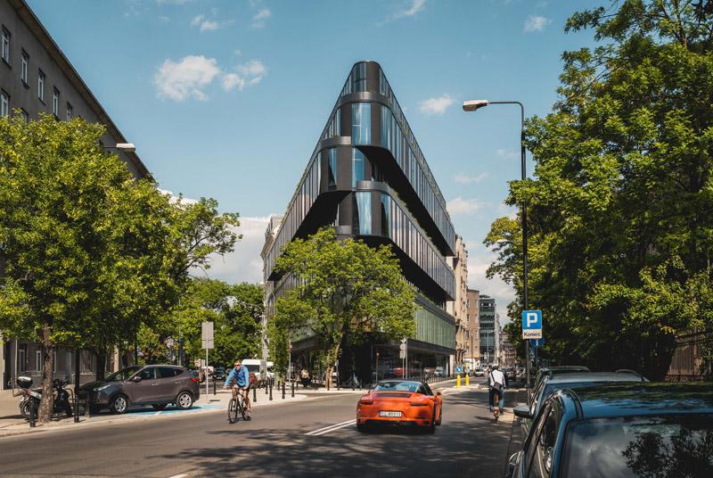 Nobu Hotel Warszawa. Projekt:Medusa Group. Zdjęcie: Nate Cook Photography