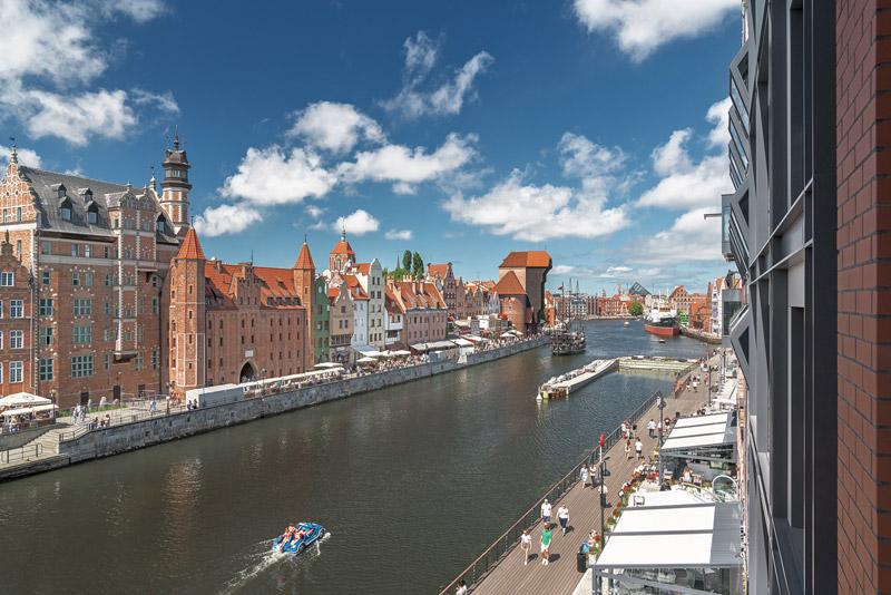 Deo Residence & SPA, Gdańsk. Projekt: KD Kozikowski Design. Zdj. Tom Kurek