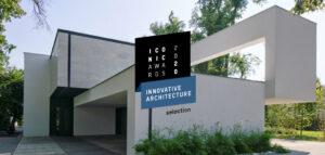 Pracownia REFORM Architekt z międzynarodową nagrodą ICONIC AWARDS 2020!