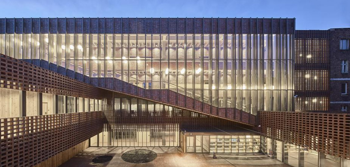 Spektakularny budynek ze Śląska najlepszym obiektem z cegły na świecie!