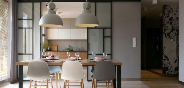 Apartament w mediolańskich klimatach projektu MIKOŁAJSKAstudio