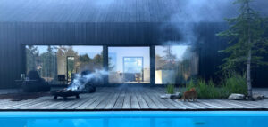 Intrygujące stodoły w krajobrazie Jury. Dom w Chruszczobrodzie projektuGórnik Architects