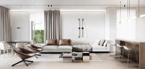 Ponadczasowa klasyka, czyli eleganckie połączenie bieli, beżów i brązów