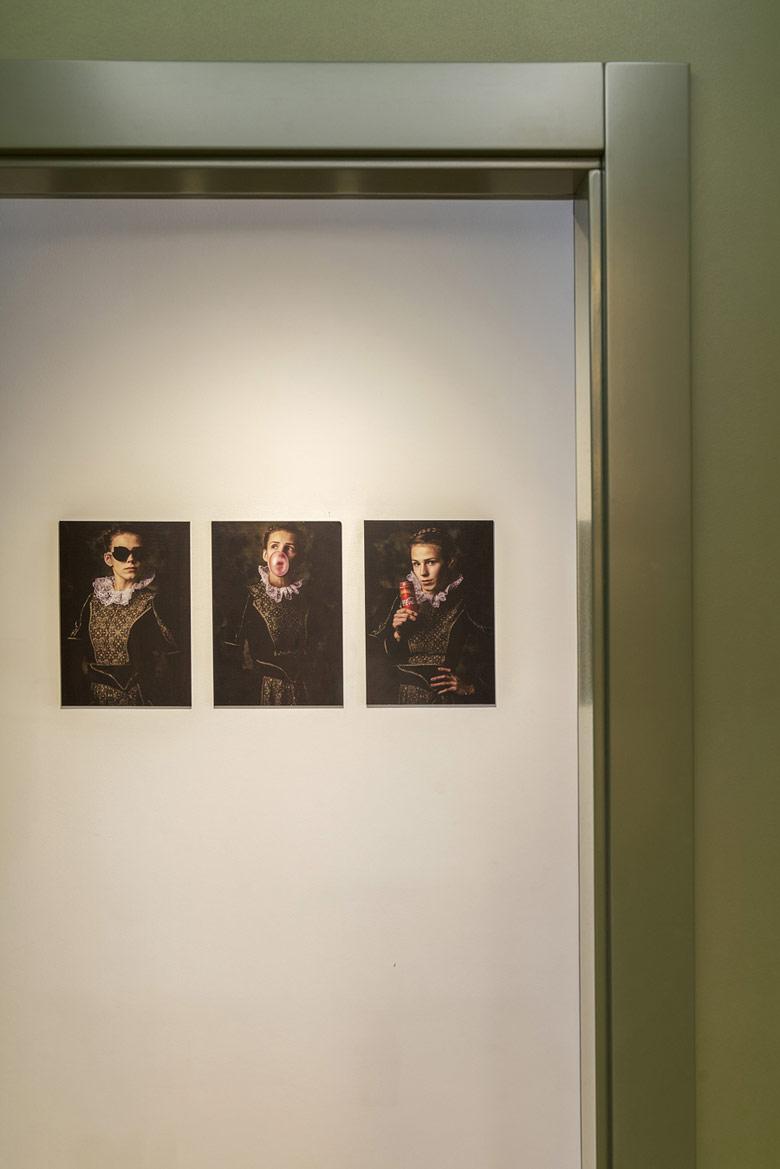 Apartament w Gdańsku. Projekt wnętrz:INTERURBAN. Zdjęcia: Tom Kurek