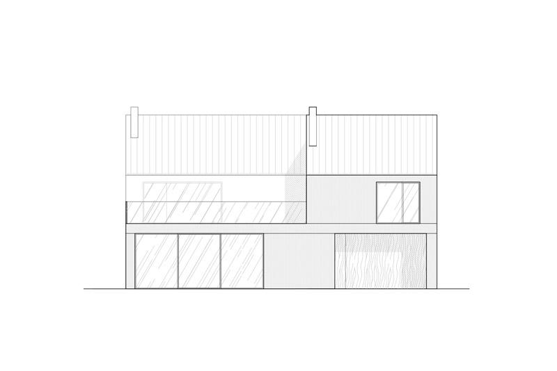 Dom OS. Projekt:KRUK RASZTAWICKI ARCHITEKCI