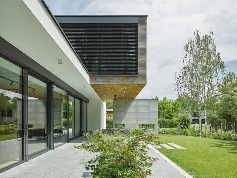 Dom +. Projekt: STOPROCENT Architekci. Zdjęcia: Grzegorz Pędzich
