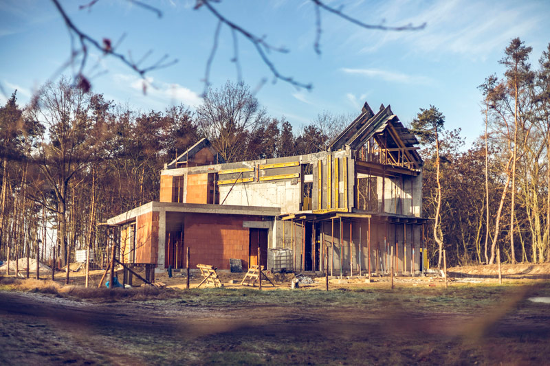 Dom pod Krosnem Odrzańskim. Projekt:Z3Z ARCHITEKCI | Mateusz Zajkowski