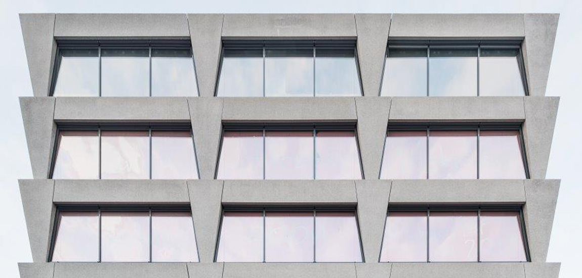 Kompleks P4, Warszawa. Autorzy: JEMS Architekci. Zdjęcia: Juliusz Sokołowski