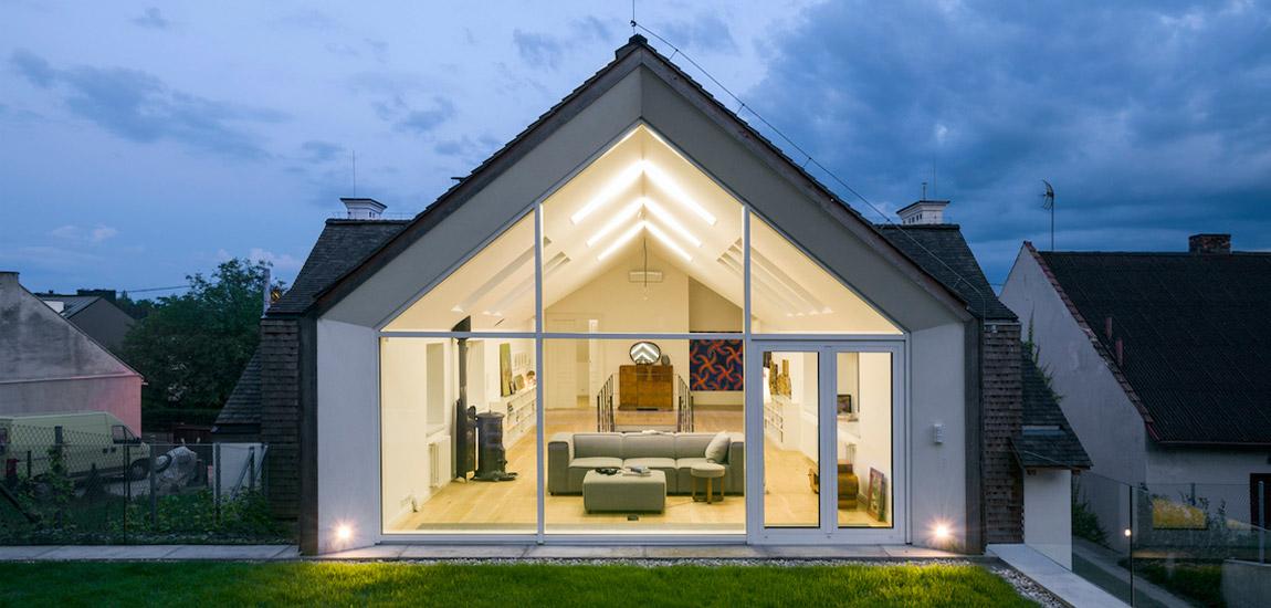 Jak zmienić zrujnowaną karczmę w nowoczesny i piękny dom?