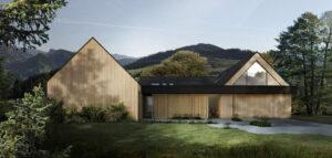 Dom Japoński pracowni Libido Architekci