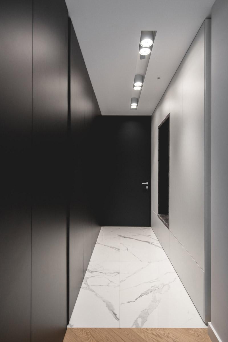 Dom Slab House (* slab – betonowa płyta stropowa). Projekt:mode:lina™. Zdjęcie: Patryk Lewiński
