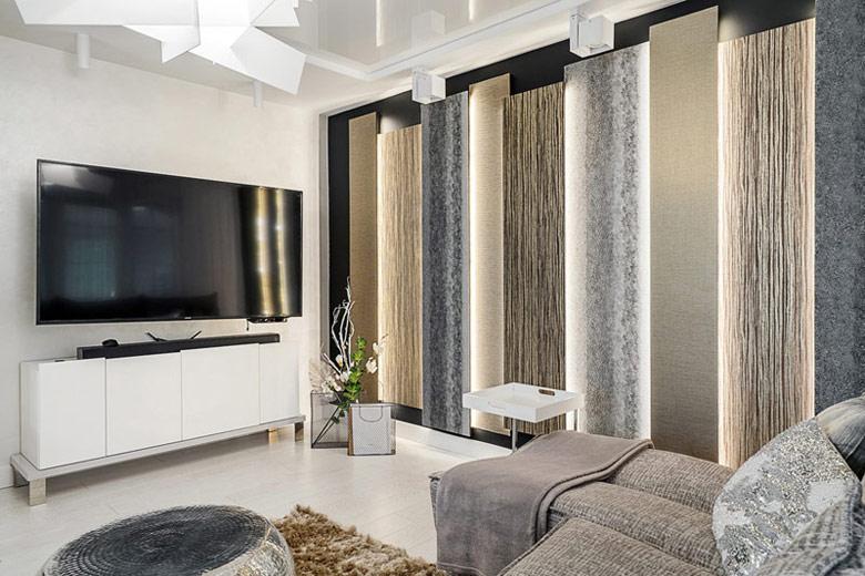 Wnętrza domu w stylu modern z kroplą glamour. Projekt wnętrz: Magdalena Kaczmarska   mDesignStudio Zdjęcia: Artur Krupa
