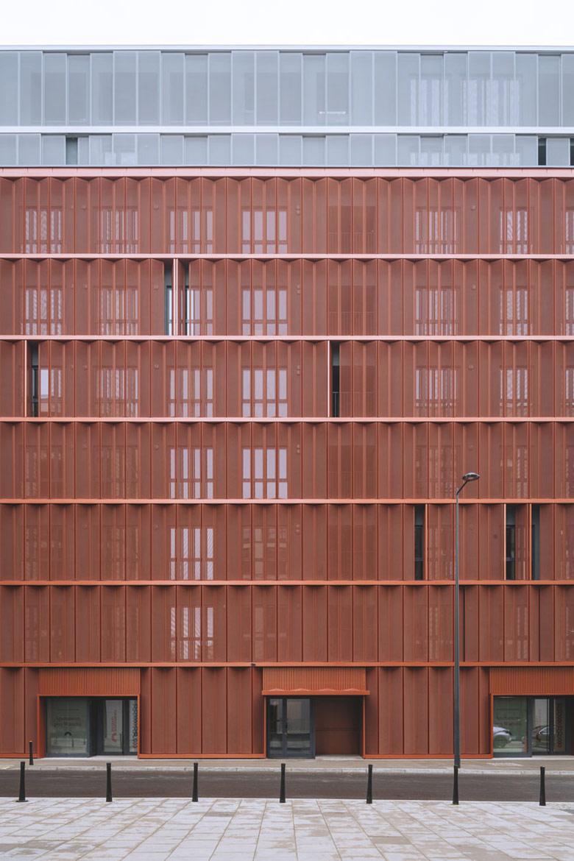 Browary Warszawskie. Projekt:JEMS Architekci. Zdjęcia:Nate Cook Photography