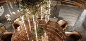 Włoska restauracja projektu pracowni LOFFT Architektura Wnętrz. Zaskakuje klimatem i funkcjonalnością!