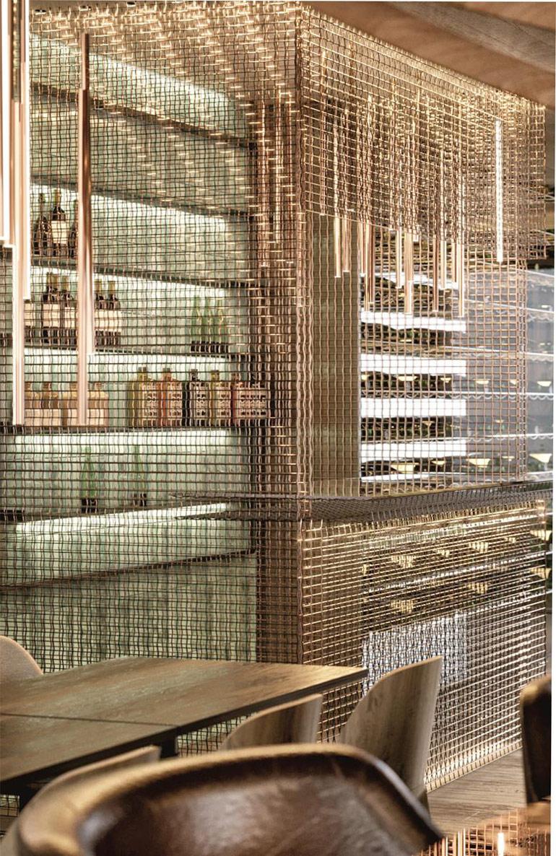 """Restauracja """"Pizza i wino"""". Projekt wnętrz: LOFFT Architektura Wnętrz"""