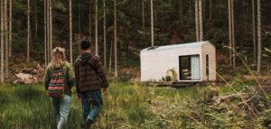Projekt Dacza – mobilny dom dla minimalistów i miłośników przyrody