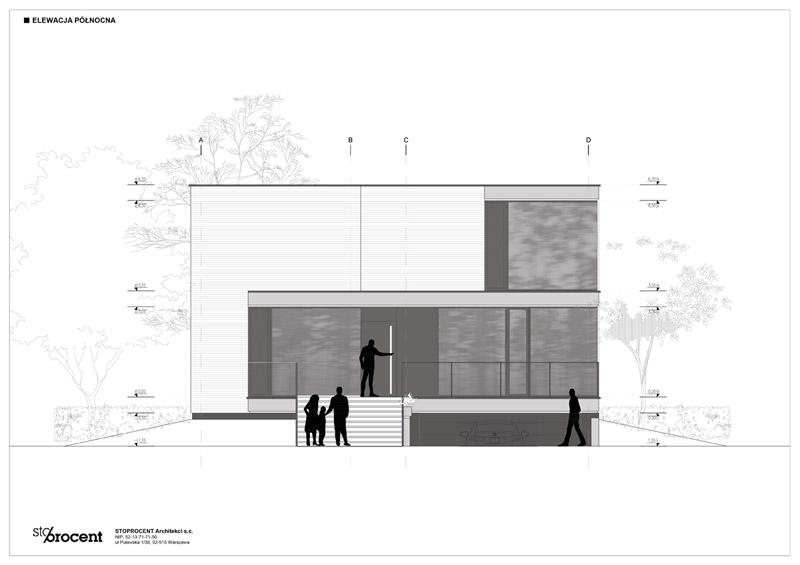Dom J, Wrocław. Projekt:STOPROCENT Architekci s.c.
