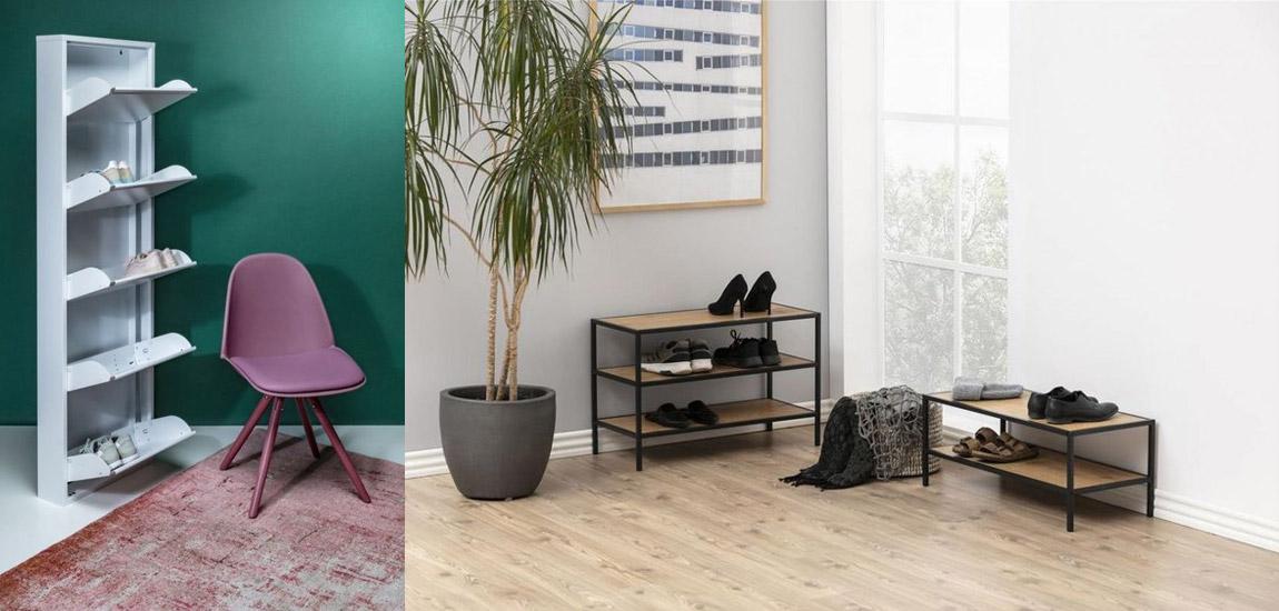 Nowoczesna szafka na buty – wybieramy praktyczny mebel do przedpokoju