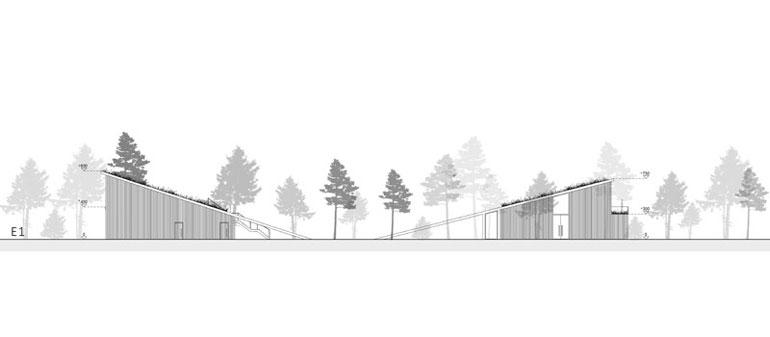 Centrum Zdrowia Psychicznego i Medytacji. Projekt: Kamila Gołąbek