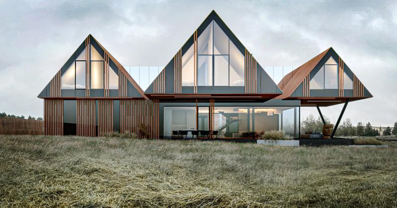 RE: BRRRDA HOUSE. Projekt:REFORM Architekt | Marcin Tomaszewski