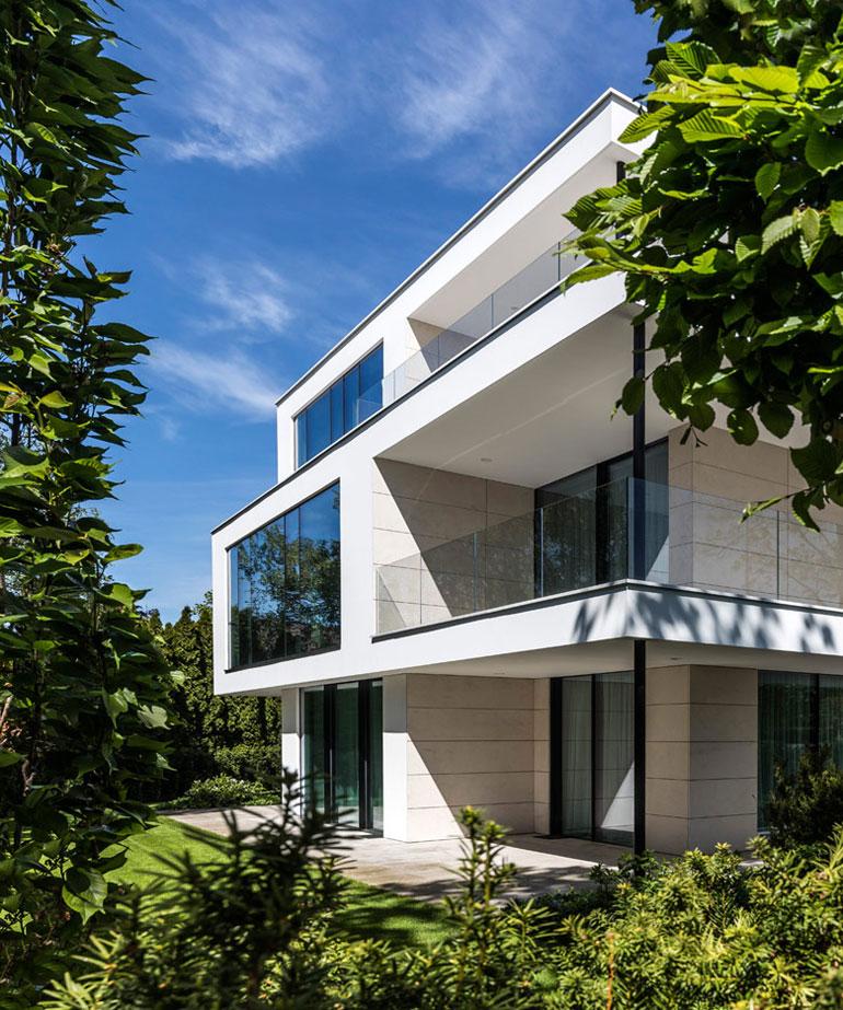 Apartamentowce Plażowa w Gdyni. Projekt: BJK Architekci