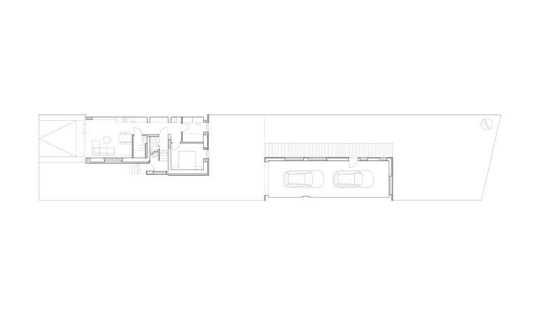 DOM OD-NOWA: Przebudowa budynku z lat 60. Projekt: KLUJ ARCHITEKCI