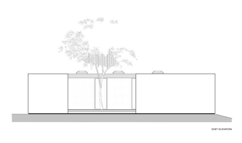 Dom z hamakiem pod Warszawą. Projekt: STOPROCENT Architekci