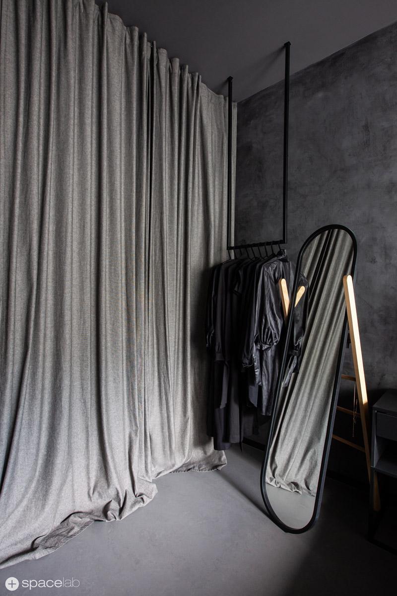 Kobiecy Apartament | Evergreen 365. Projekt wnętrz:SPACELAB Agnieszka Deptuła Architekt. Zdj. Moiz