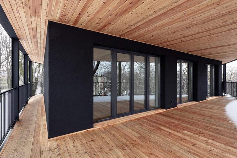 Apartamentowiec Villa Reden w Chorzowie. Projekt: Maciej Franta | Franta Group