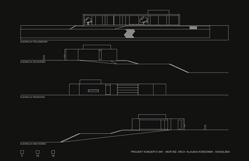 Dom Biophilic House. Projekt: Klaudia Korzonek-Kowalska | LIBRA Architekci