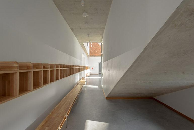 Przedszkole w Opolu / Malinie. Autorzy projektu:PORT. Zdjęcia:Stanisław Zajączkowski