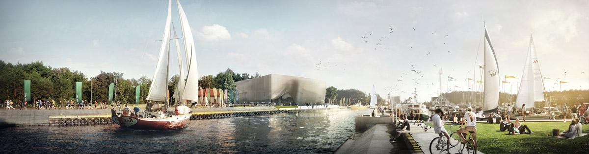 Muzeum Archeologii Podwodnej i Rybołówstwa Bałtyckiego w Łebie.