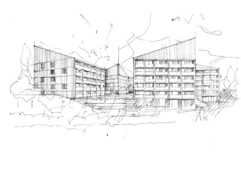 Zespół hotelowy w Wiśle - zwycięski projekt pracowni Franta Group