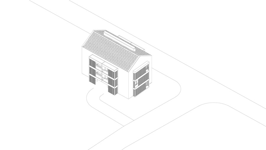 Apartamenty w Sopocie. Projekt:INTERURBAN