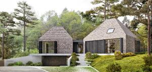 House by the ROCK – wyjątkowy dom w unikalnym otoczeniu