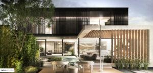 Inside Out House. Dom otwarty na otoczenie pracowni MOKAA Architekci