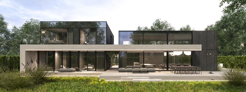 Open view_house. Autorzy: Mokaa Architekci