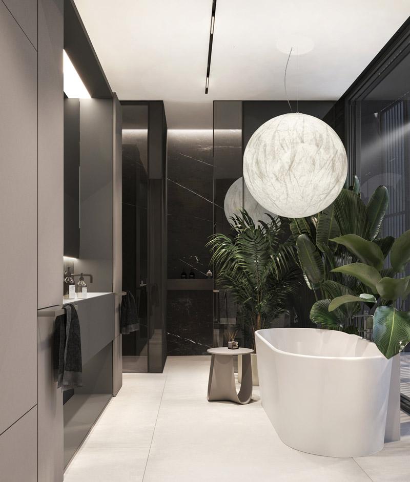 Inside out_house. Autorzy: Mokaa Architekci