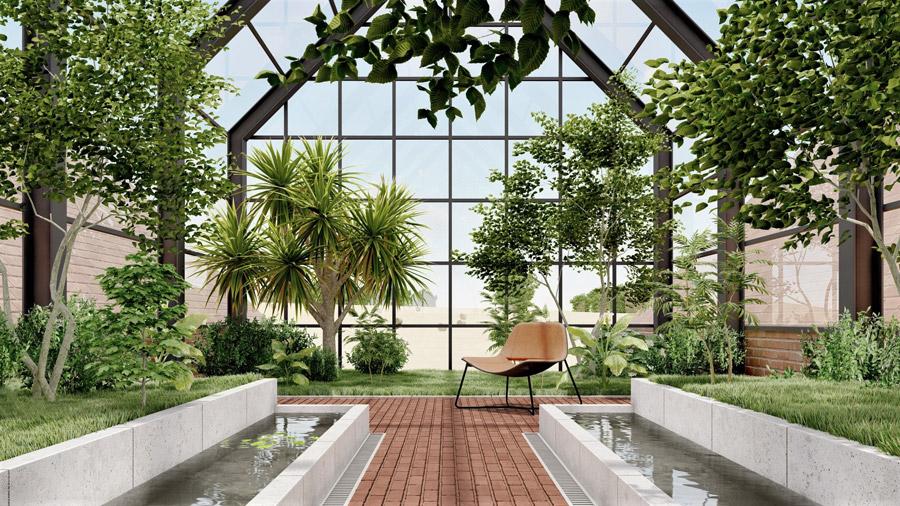 Farm House. Projekt: CORE – Człowiek   Pasja   Architektura