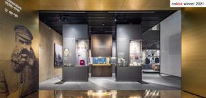 Wystawa o Józefie Piłsudskim z prestiżowym wyróżnieniem