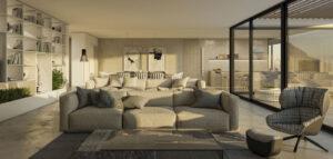 Luksusowa rezydencja nad oceanem projektu TK Architekci