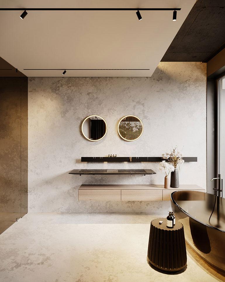 Dom Lagoinha House, Lizbona, Portugalie. Projekt wnętrz:hilight.design