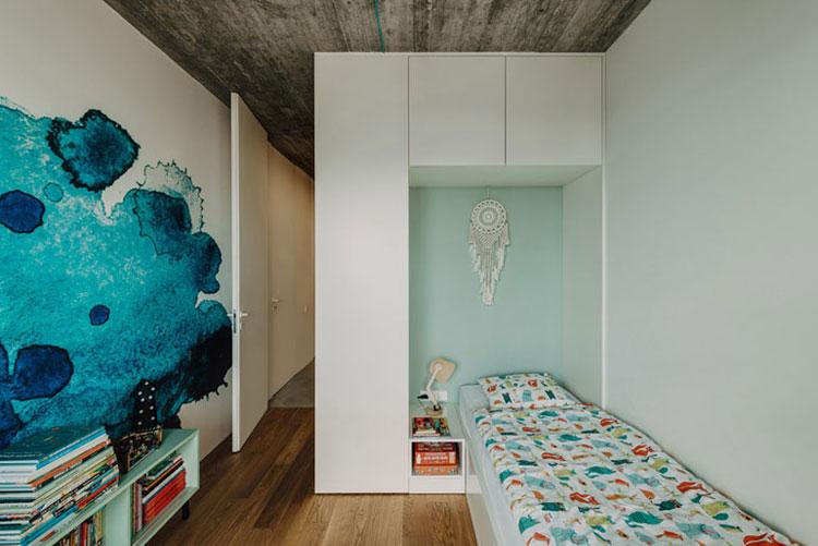 Niezwykłe mieszkanie inspirowane podróżami. Projekt:Mili Młodzi Ludzie. Zdjęcia: Oni Studio